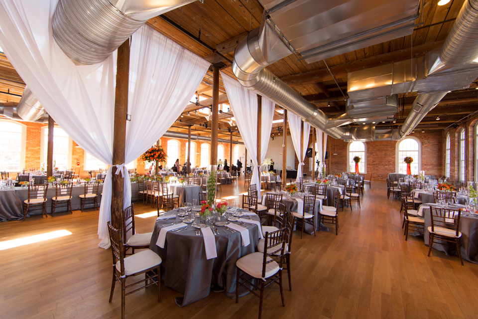 The Cotton Room Is A Premier Wedding Venue In Durham North Carolina